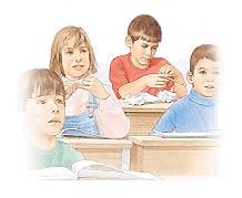 Понимание СДВГ – Если у ребенка синдром дефицита внимания и гиперактивности, Дети-Индиго